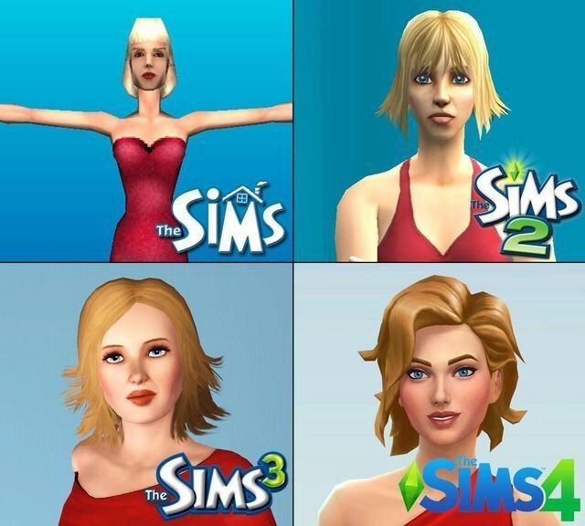 graphic changes sims amino