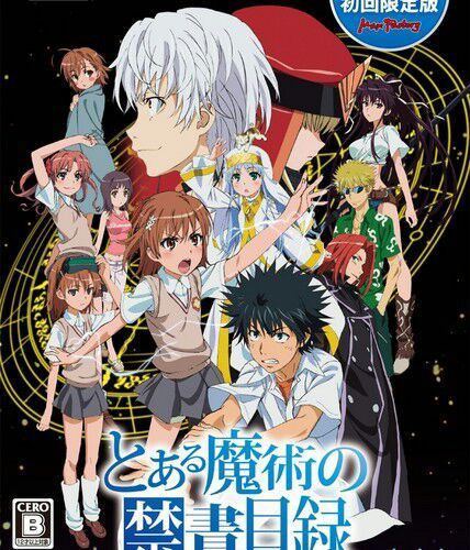 Anime Review: A Certain Magical Index | Anime Amino