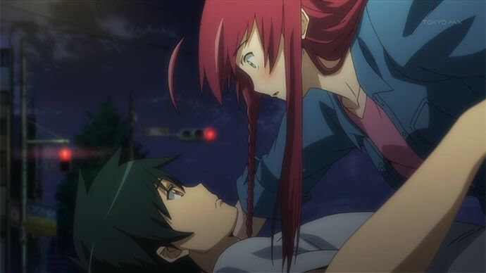 And In The End Started To Ship Suzuno X Urushihara