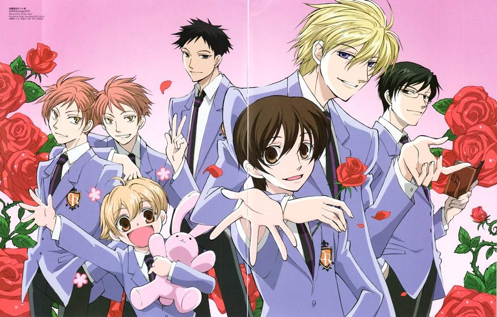 Haruhi Fujioka Is Attending Ouran High School Which An Extremely Wealthy For The Rich One Day Stumbles Into Music Room 3 Looking A