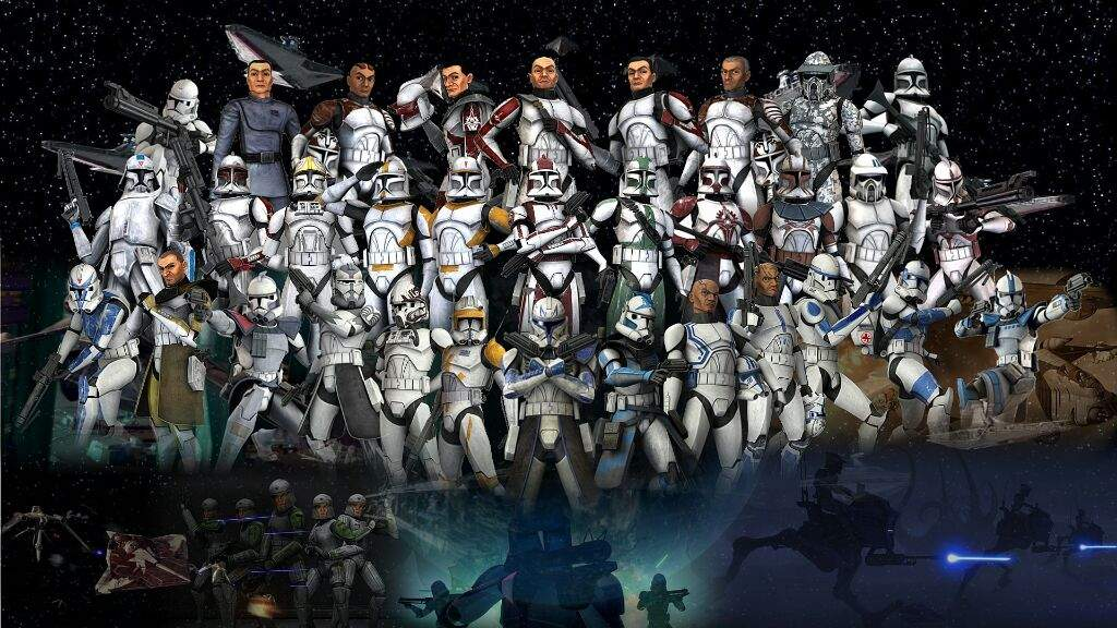 Which Clone Is Your Favorite And For What Reason? If Not On The List, Then  Who Is Your Favorite?