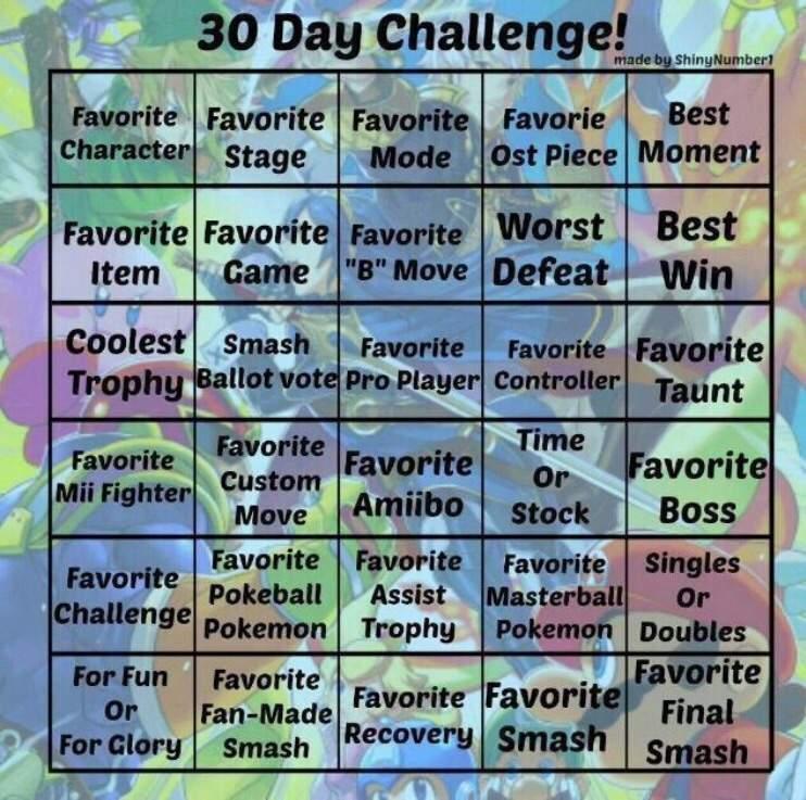 30 Day Challenge Day 4- Favorite OST Piece | Smash Amino
