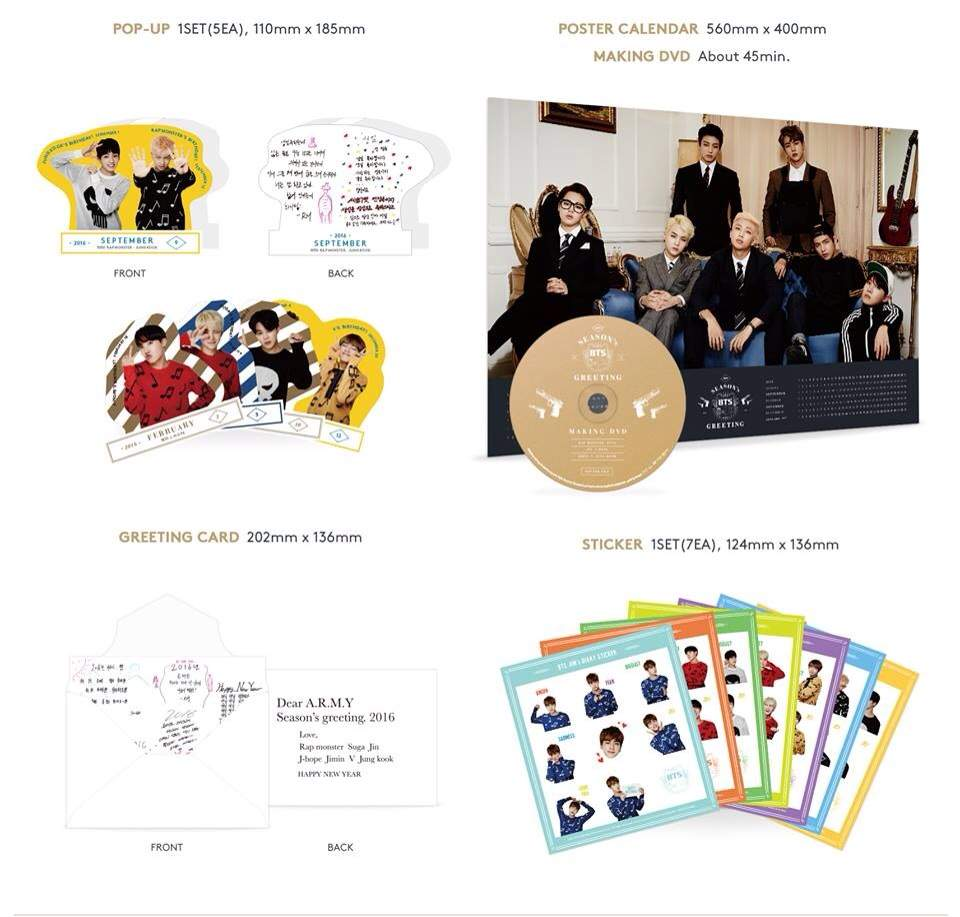 Awesome Bts Season S Greetings 2014 wallpapers to download for free greenvirals