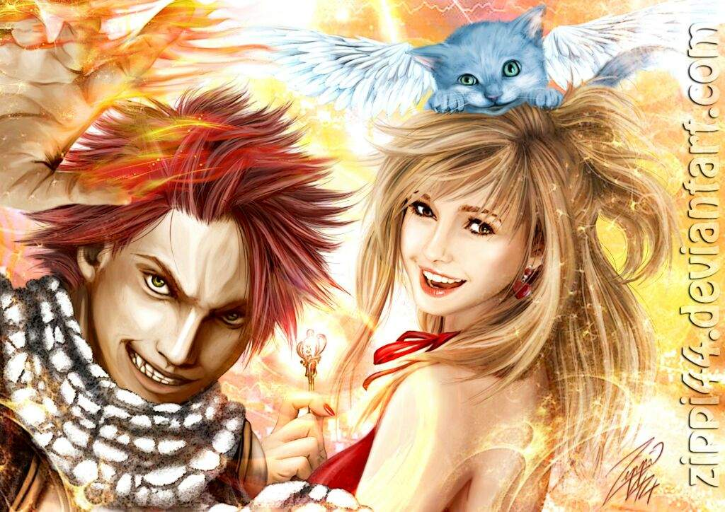 Anime Characters Realistic : Fairy tail characters in real life anime amino