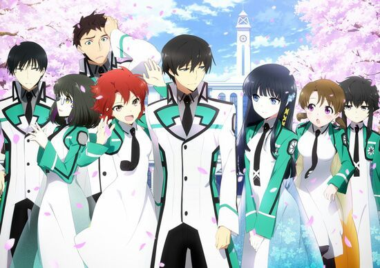 8The Irregular At Magic High School GenreFantasy Supernatural Romance Action Comedy Drama Military Life TypeSubbed