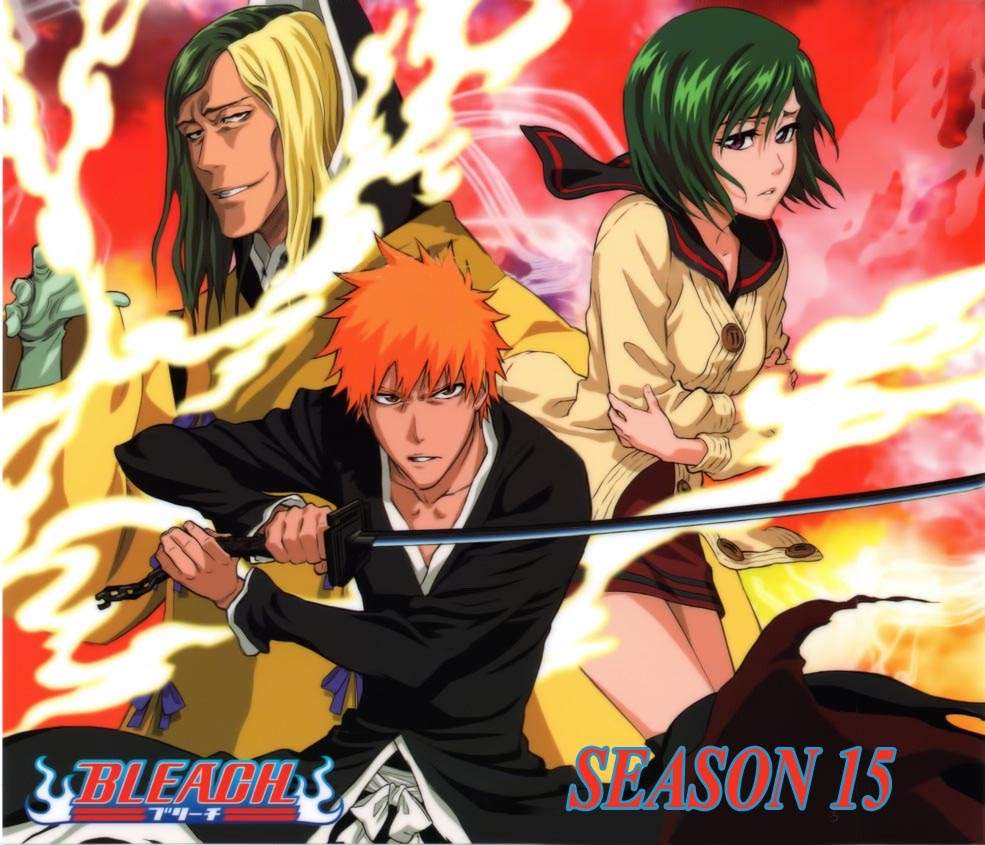 Bleach Kageroza Images - Reverse Search
