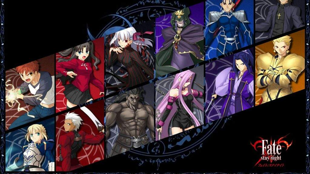 9Fate Stay Night GenreAction Fantasy Romance Triller TypeSubbed Dubbed