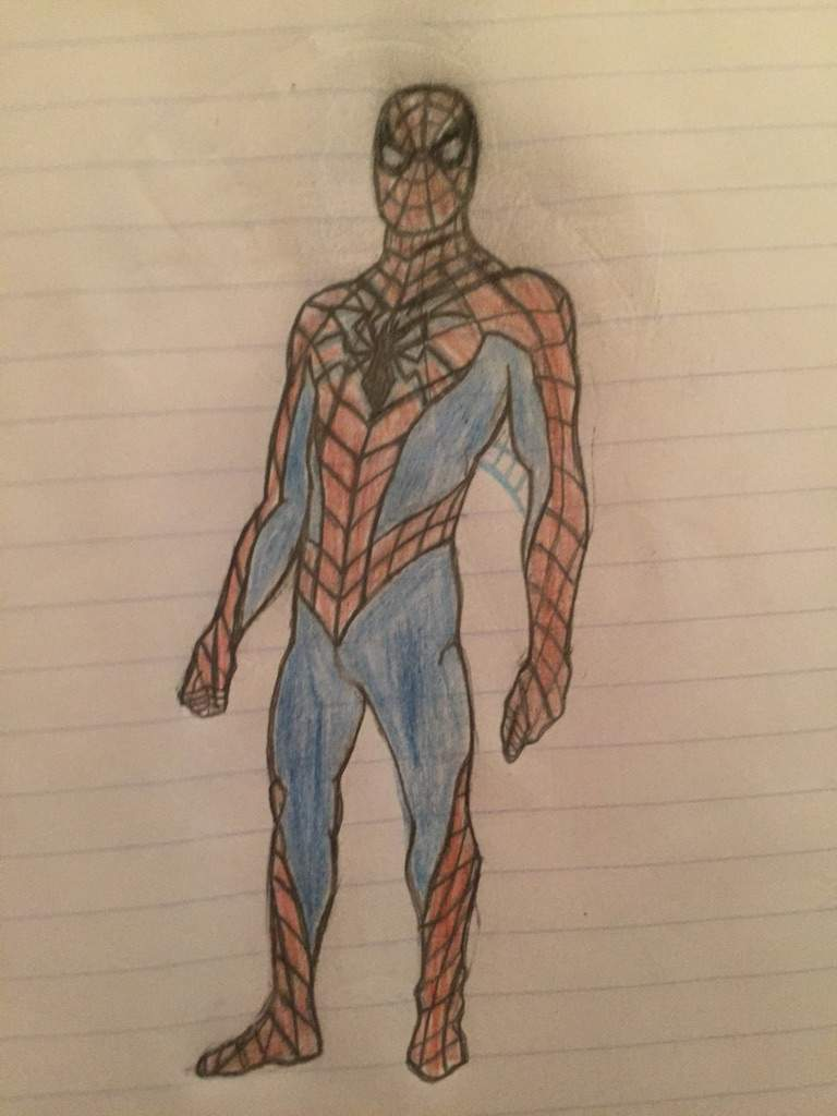 Here are some of my spiderman related drawings including spiderman spider gwen and agent venom hope you all enjoy