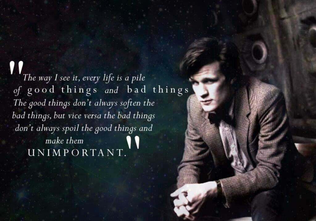 My Life Quote Doctor Who Amino
