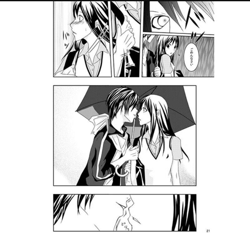 Noragami Yato X Hiyori Anime Amino