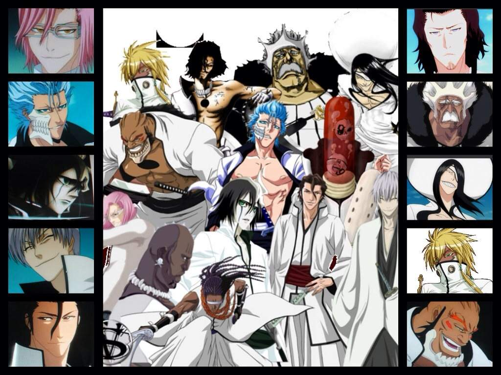 Phantom Troupe Bleach Universe Espada It Will Include All Members Including Old And New