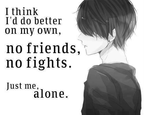 Feeling some type of way so I\'ll post some anime quotes ...