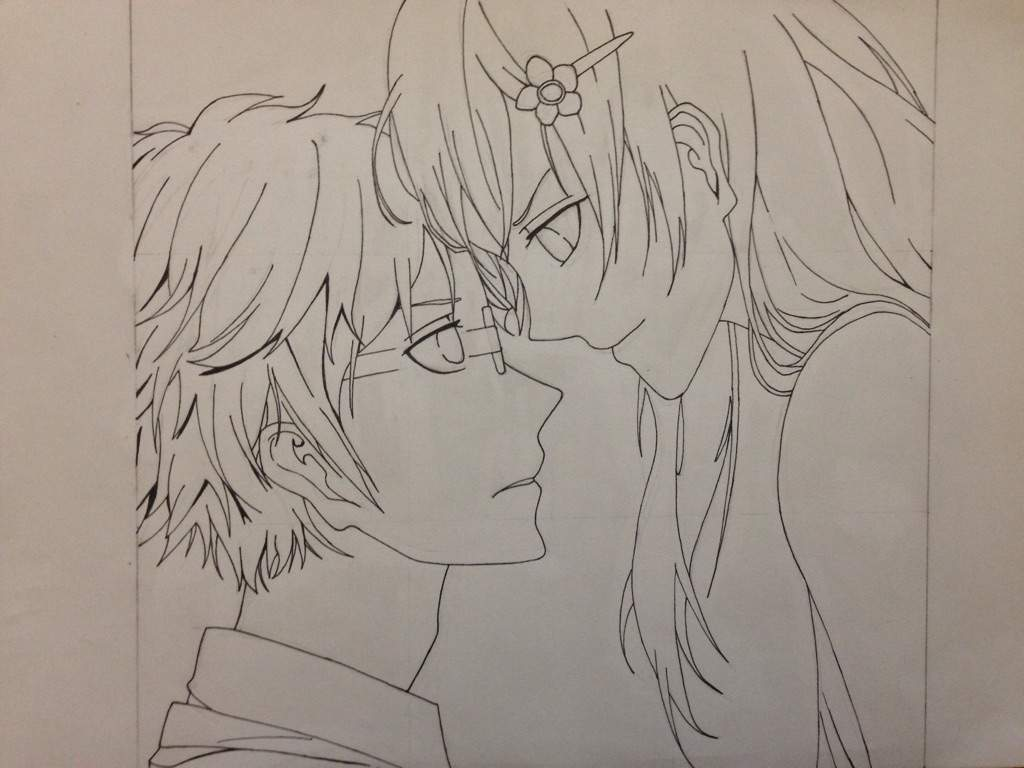 Your Lie In April Coloring Pages Kaori Angel