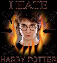 i hate harry potter