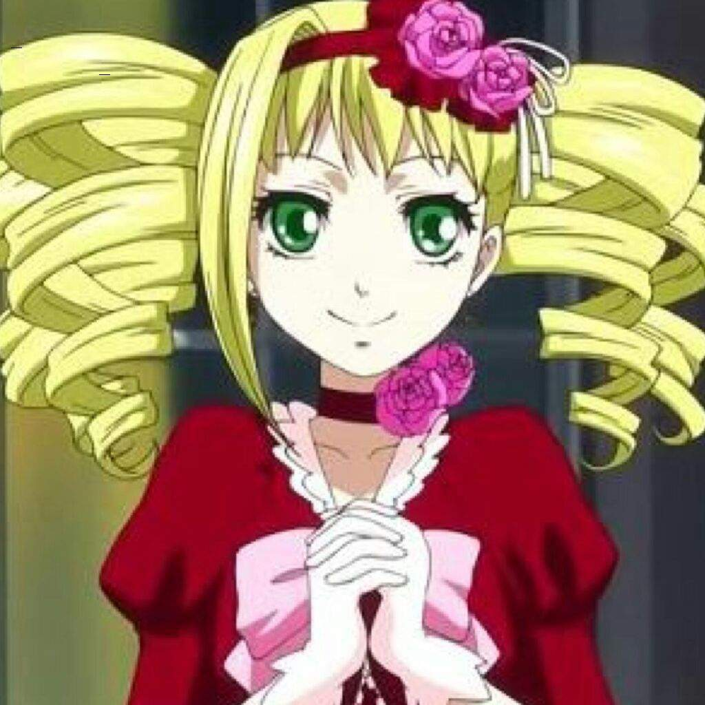 L think shes very annoying her voice is so annoying and no matter how nice and cute she is towards ciel just get lost