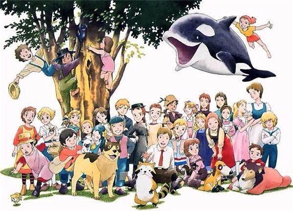 portrait world masterpiece theater anime amino