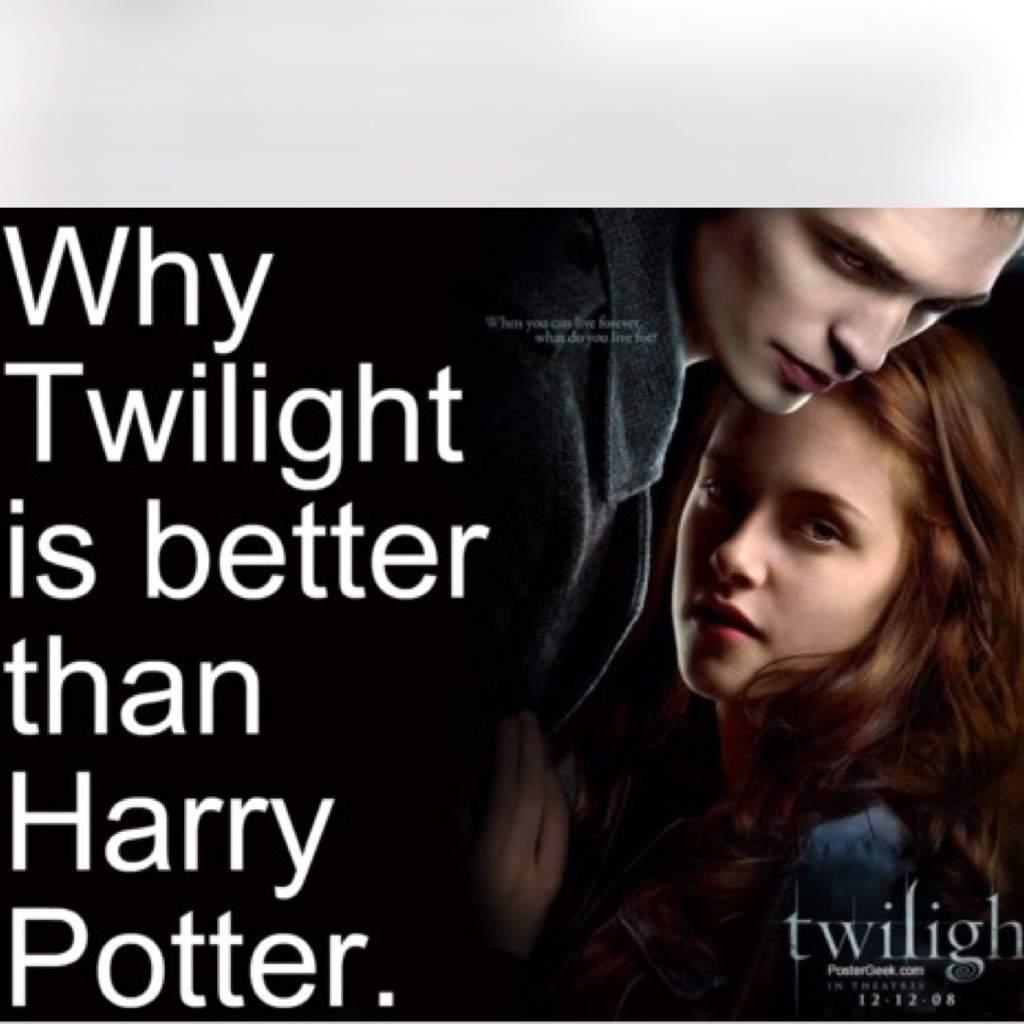 🍋Lovely Reviews a Twilight VS Harry Potter Rant🍋 | Harry