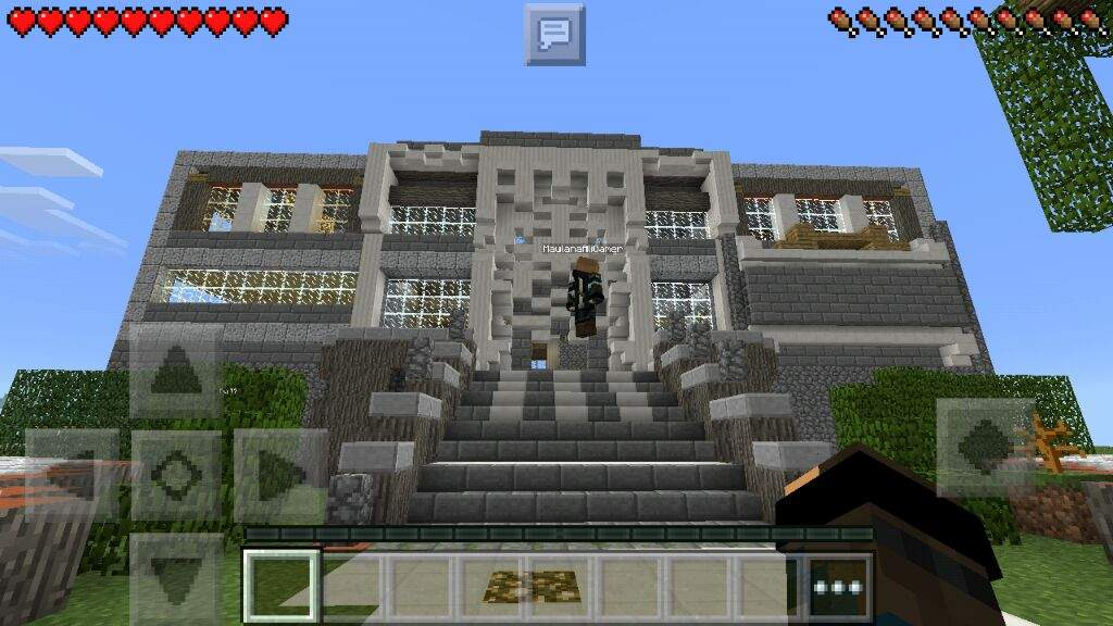 Minecraft Highschool Roleplay Server