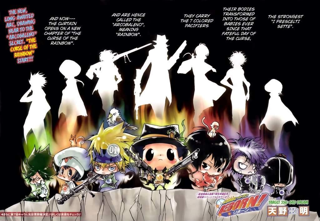 Reborn! Challenge | Anime Amino