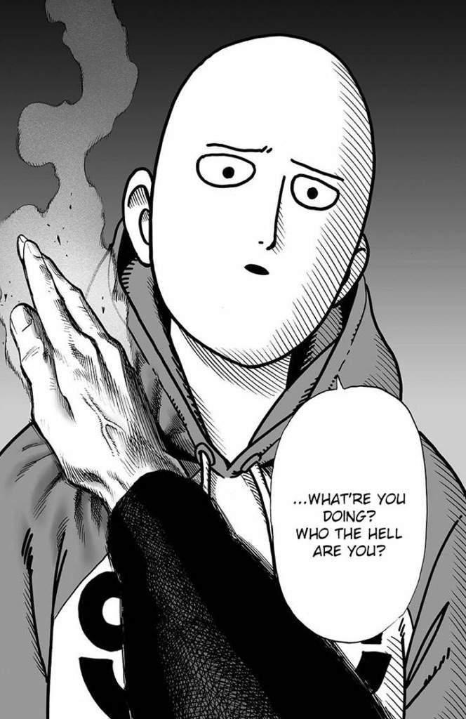 I love saitama | Anime Amino
