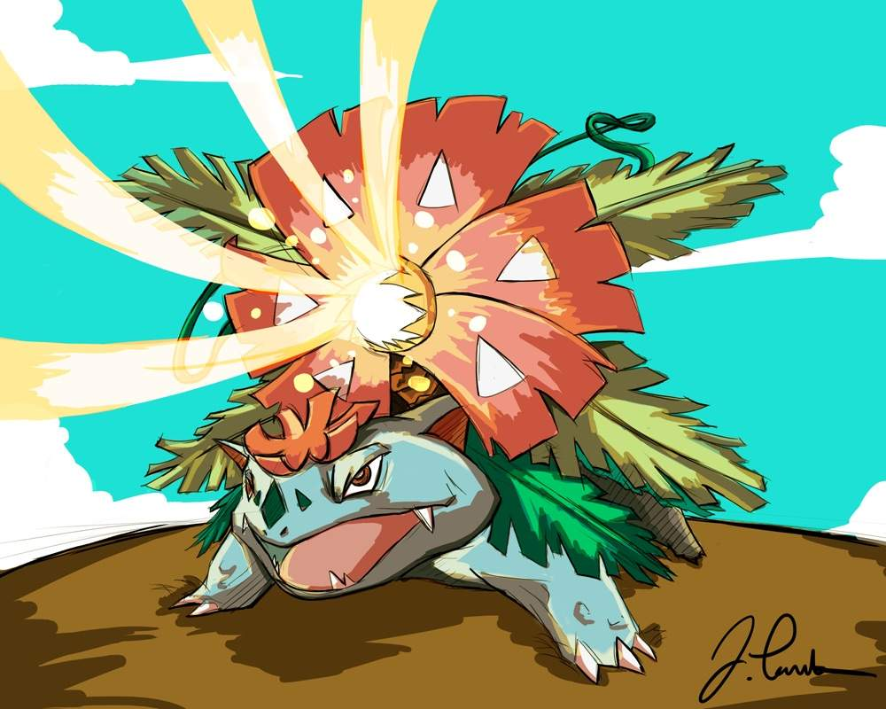Venusaur (Pokémon) - Bulbapedia, the community-driven ...