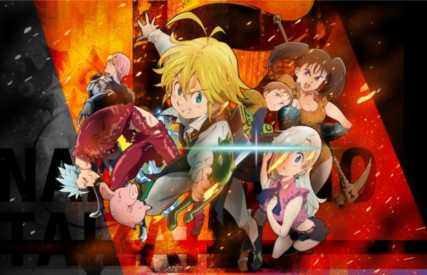 Anime Recommendation The Seven Deadly Sins