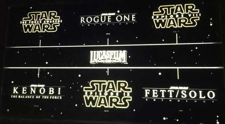 Disney will release a new Star Wars movie every year for ...