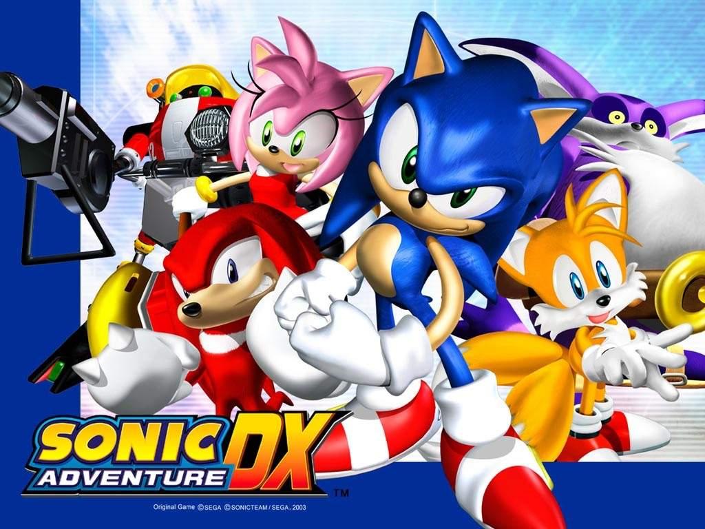 Sonic adventure dx reveiw | Video Games Amino