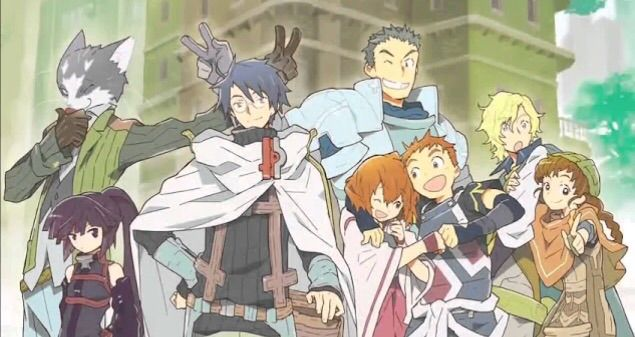 I Absolutely Had To Talk About Log Horizon In An RPG Blog As Feel Has The Best Class System That Ive Seen Anime