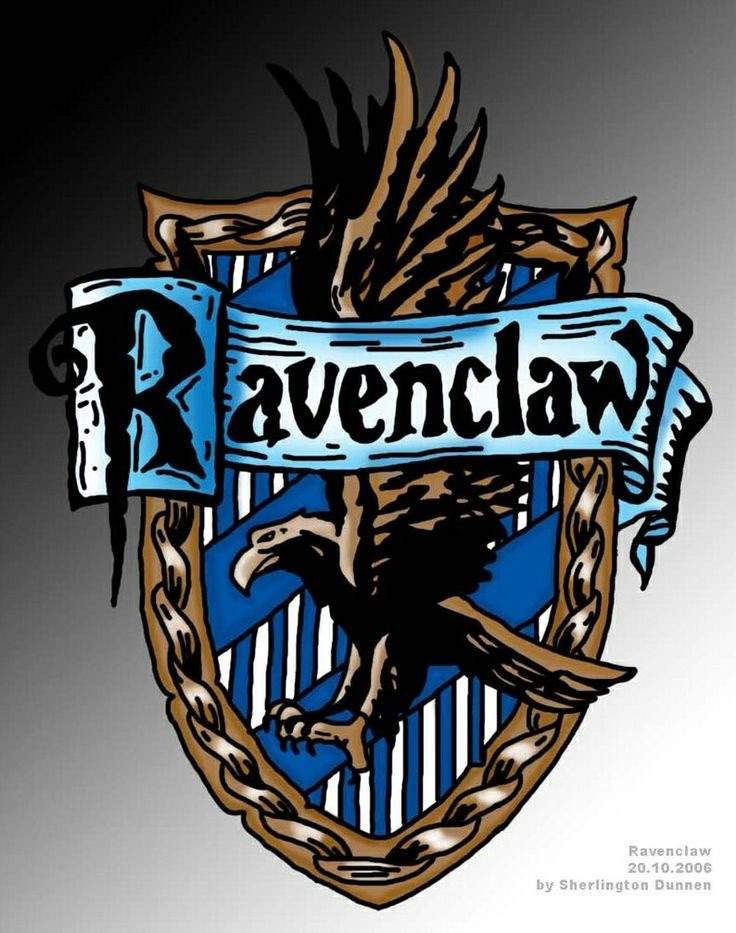 Ravenclaw Crest Wiki Harry Potter Amino