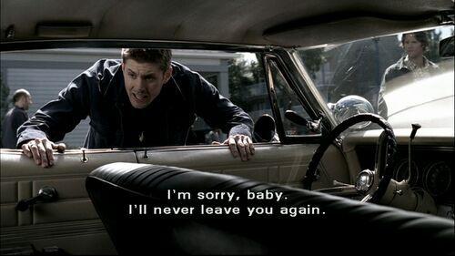 Risultati immagini per DEAN with his car