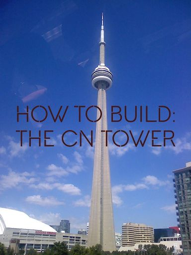 How To Build The Cn Tower Part Two Minecraft Amino