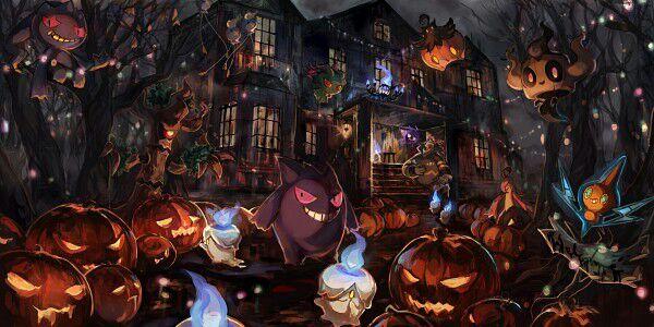 Top 10 ghost type pokemon pok mon amino - Pokemon ghost wallpaper ...