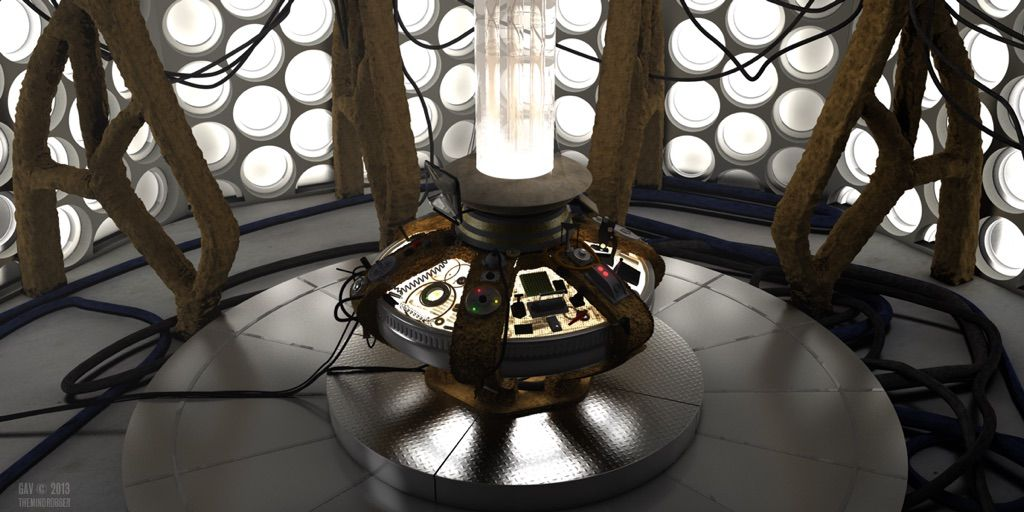 Ranking The 10 Tardis Console Rooms Doctor Who Amino