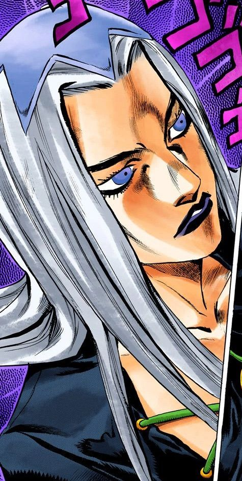 Abbachio Is A Side Character In The 5th Part Of JoJo Vento Aureo Has One My Favorite Designs All