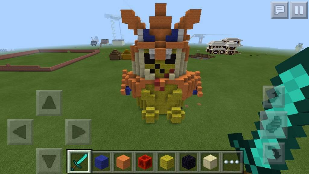 3d Pikachu In Mega Charzard Y Cape Thing Minecraft Amino