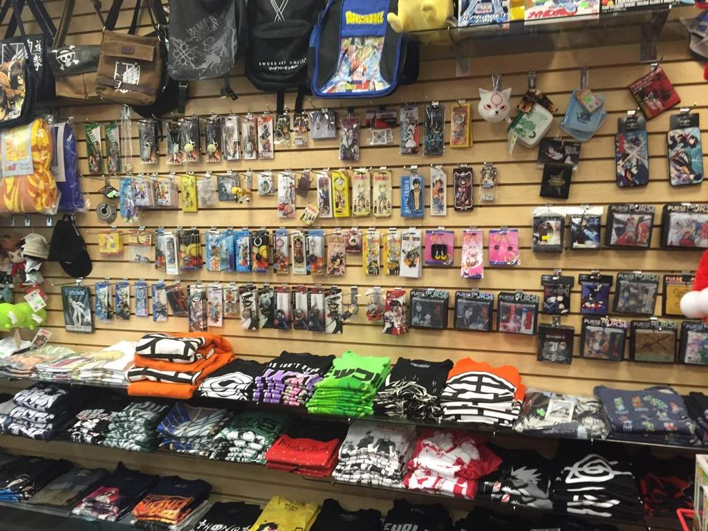 It Has Anime Merchandise Japanese Snacks And Candies Kpop Stuff Really Great I Would Have Brought Like Half Store