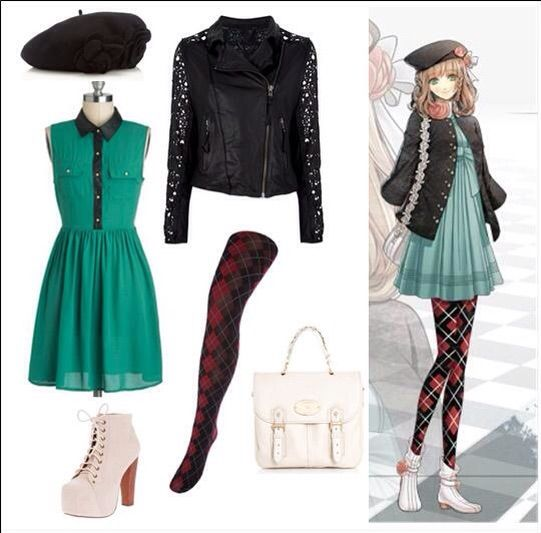 Cute Outfits Based On Anime Anime Amino