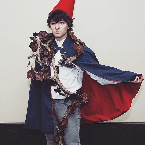 last spring i did an over the garden wall group with my friends and i had a great time as wirt especially with those edelwood branches - Over The Garden Wall Cosplay