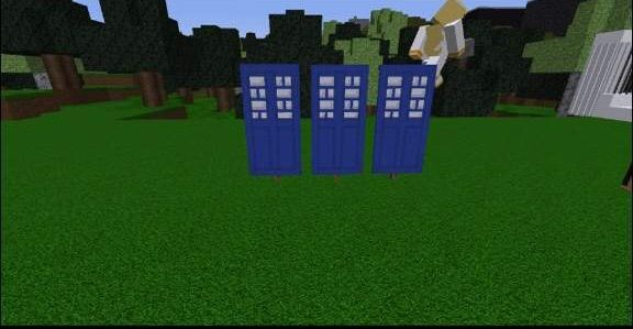 Banners Dr Who Tardis Minecraft Amino