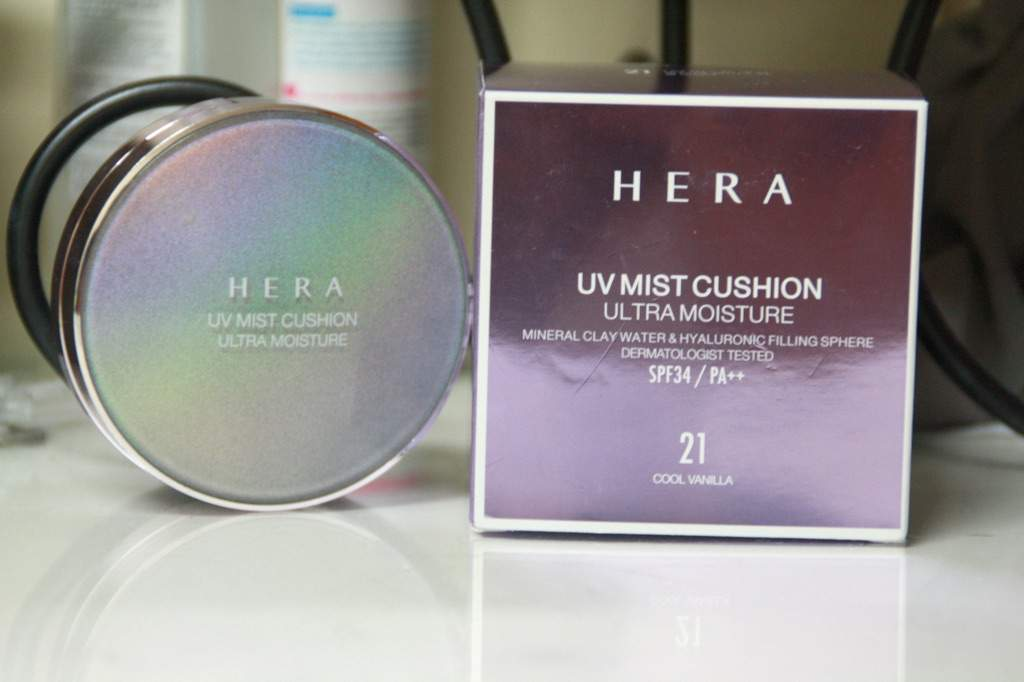 Hera Uv Mist Cushion Ultra Moisture Review K Pop Amino