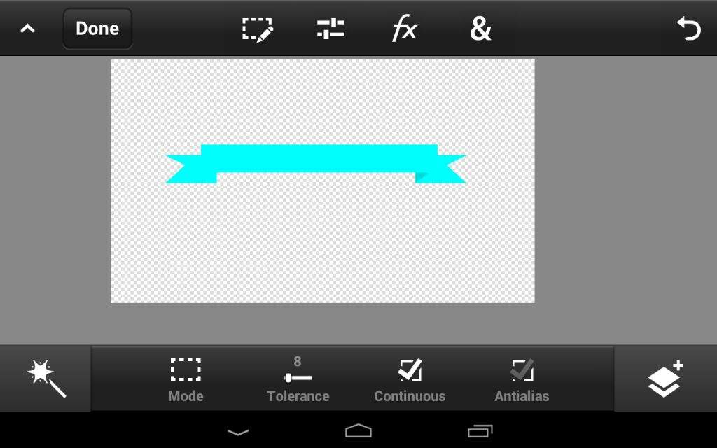 How to make a ribbon banner on android | Minecraft Amino