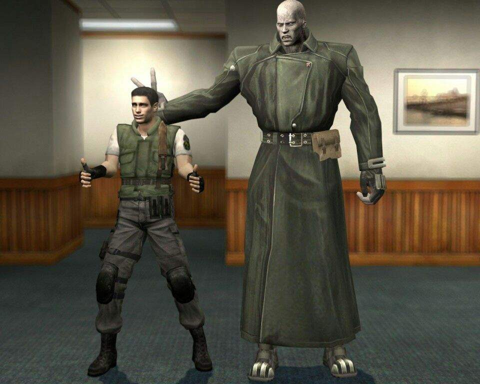 Possible Mr X From Resident Evil 2 Cosplay Cosplay Amino