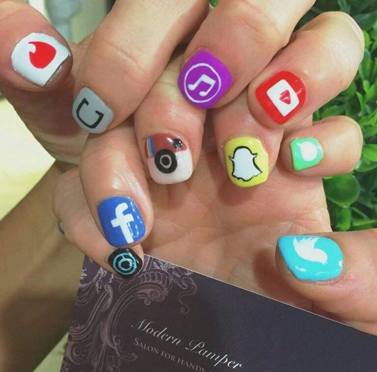 App Nails Nail Art Amino