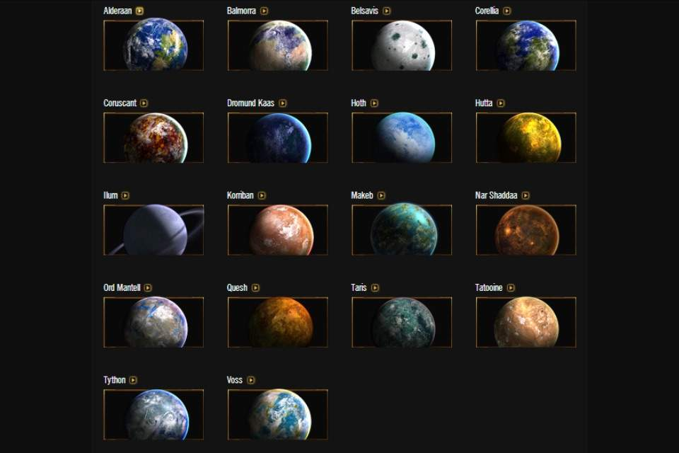 If you Could Live On A Planet Which One Would You Live On ...