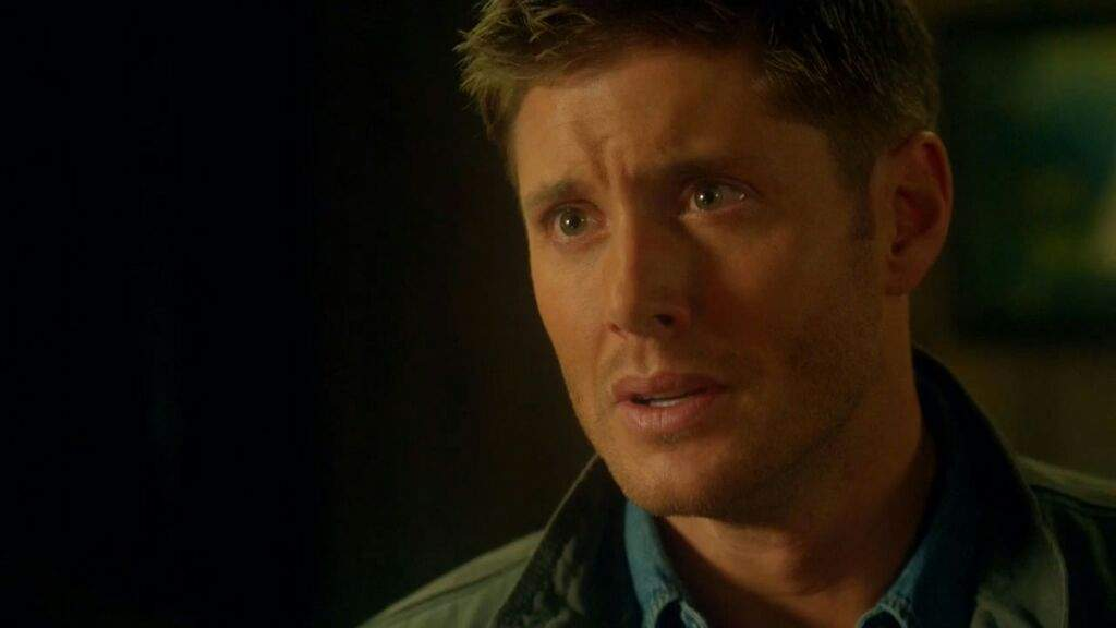 Vulnerable p1 DeanxReader | Supernatural Amino