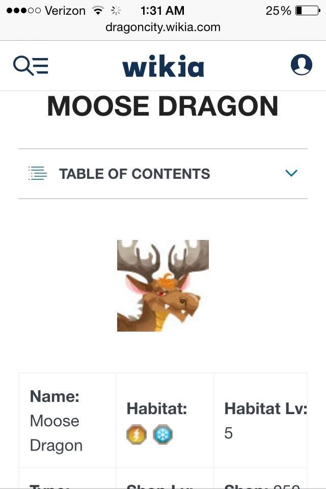 Moose Dragon Wiki Video Games Amino