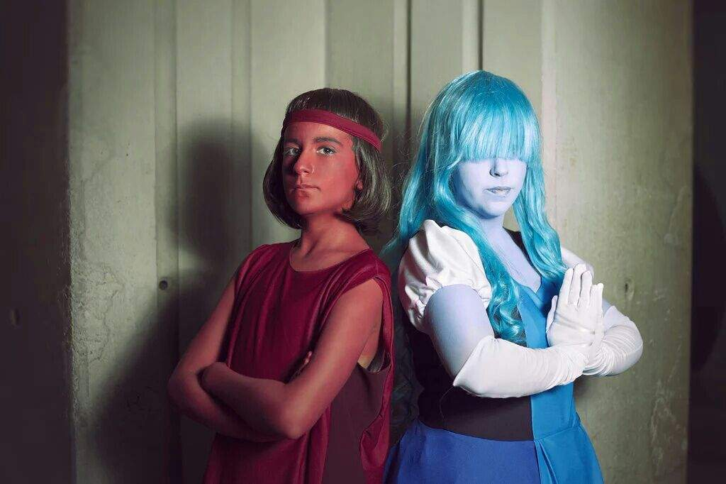 Ruby steven universe cosplay