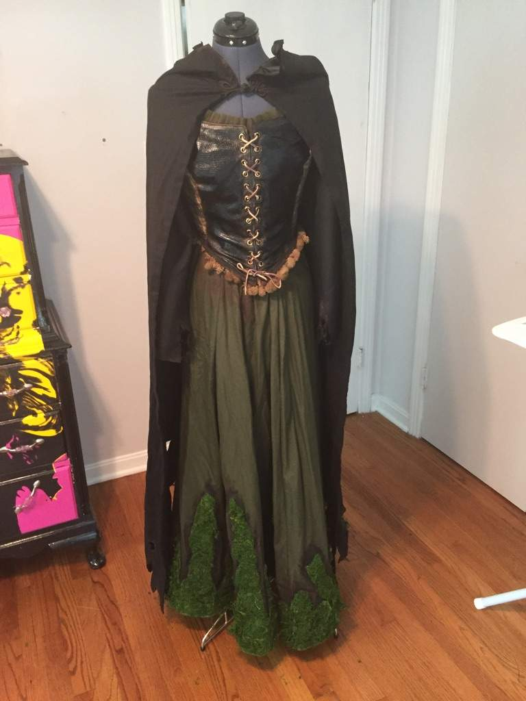 macbeth witch costume