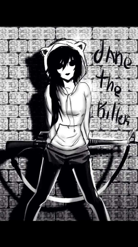 Anime jane the killer